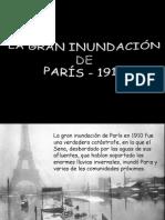 La Gran Inundación de París