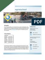 Minigids Margrietschool 2015-2016