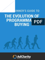 Programmatic Beginners eBook