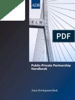 Public Private Partnership Handbook
