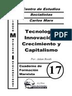 CFM #17 Técnica, Innovación, Crecimiento y Capitalismo (a. Woods)