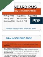 STANDARD PMS Portfolios-ReadyToInvest Portfolios