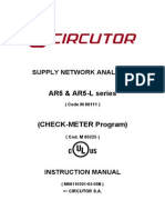 Ar5-Ar5l Check Meter Program Manual