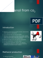 Methanol From Co2