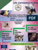 Derechos Enfermos Mentales