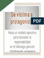 De Victima a Protagonista