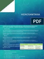HIDROSANITARIA