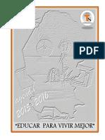 Agenda Telesecundaria 2015-2016