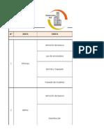 Matriz de Riesgo Constructora FLR Ltda. 111111
