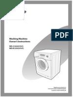 WDB1255 User Manual