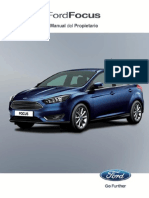 Ford Focus 2015 Manual (LA)