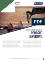 (2156)Derecho Deportivo