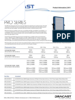 Dracast Led1000 Pro Series Info Sheet