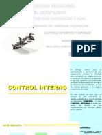 Control Interno Definicion, Importancia 2015