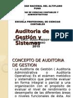 Auditoria de Gestion Sesion de Aprendizaje 1 2015 (2)
