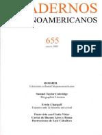 Cuadernos hispanoamericanos 266