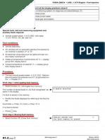 Generating Readiness Code-AUA AUB BBY BBZ BKY
