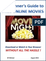 Guide to Free Movies (without HASSLE!)