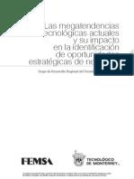 MegatendenciasTecnologicas y Su ImpactoOportunidadesEstrategicas