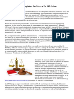 Registrar Marca, Registro De Marca En México