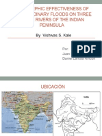 Geomorphic Effectiveness of Extraordinary Floods on Three Large (2)