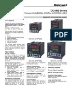 DC1000 Specifikacia - (en)