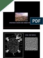 Visão estratégica e estrutura urbana - Jaime Lerner