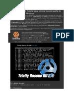 Trinity Rescue Kit MANUAL