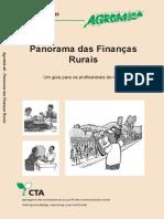 Panorama das finanças rurais