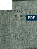 Economics of British India