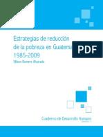 Cuaderno Pobreza Guatemala 2010 1