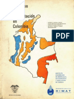 Regimen de La Precipitacion en Colombia