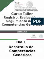 Curso-Taller CompetenciasGenéricas Dia-1 PRINCIPAL