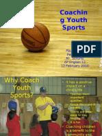 Coachin g Youth Sports