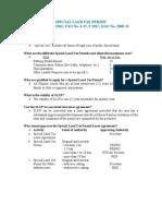 Slup Rquirements Application Form
