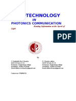 Nanotechnology in Photonics Communication,Noida