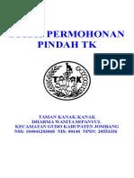 FORMAT AD-11 SURAT PERMOHONAN PINDAH TK.doc
