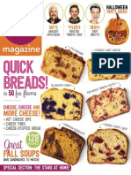 Food Network Magazine - October 2014