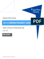 Spokane Public SchoolsMarket Study