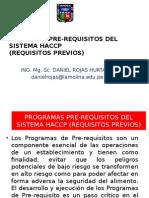 Programa Pre-requisitos Del Sistema Haccp