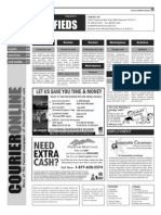 Claremont COURIER Classifieds 9-4-15