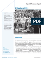 Security Council Report - Special Research Report - Security Council Elections 2014 - 6 September 2014