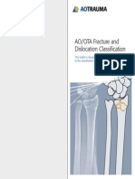 AO OTA Fracture and Dislocation Classification