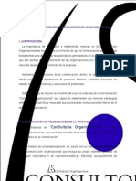 Pgm Comunicacion Interna y Rrpp EMPRESA CONSULTORA