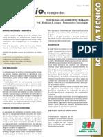 Boletim Técnico - Arsênio e Compostos