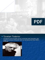 Presentation1.Pptfilmnoir and Narrative Theory