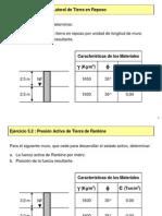 CIMENTACIONES - Unidad 5 - Ejercicio - Presión