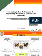 Metodología de La Red Nacional de Integración