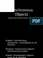 2 Synchronous Objects