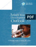 Achieving Water Security for Asia